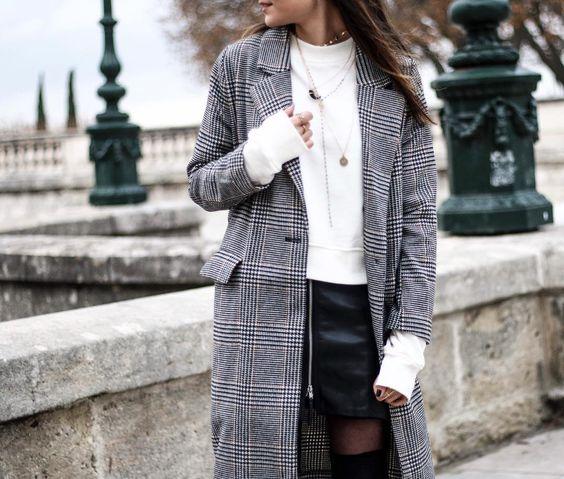 płaszcze, płaszcze, jesienne trendy, jesienny płaszcz, jesienne must have, trendy, porady stylisty, jaki wybrać płaszcz, isabele marant, płaszcz w krate,