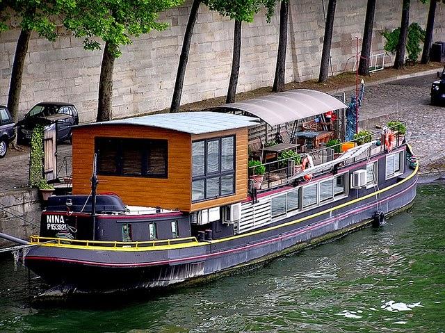 mandy bla bla inspiration habiter une p niche canal boat. Black Bedroom Furniture Sets. Home Design Ideas