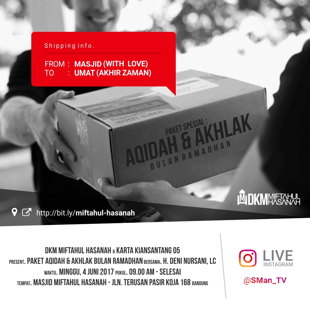 Paket Spesial! Aqidah & Akhlak Bulan Ramadhan