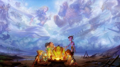 لعبة Hearthstone: Heroes of Warcraft