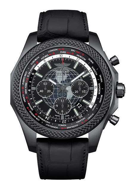 Breitling Bentley B05 Unitime general