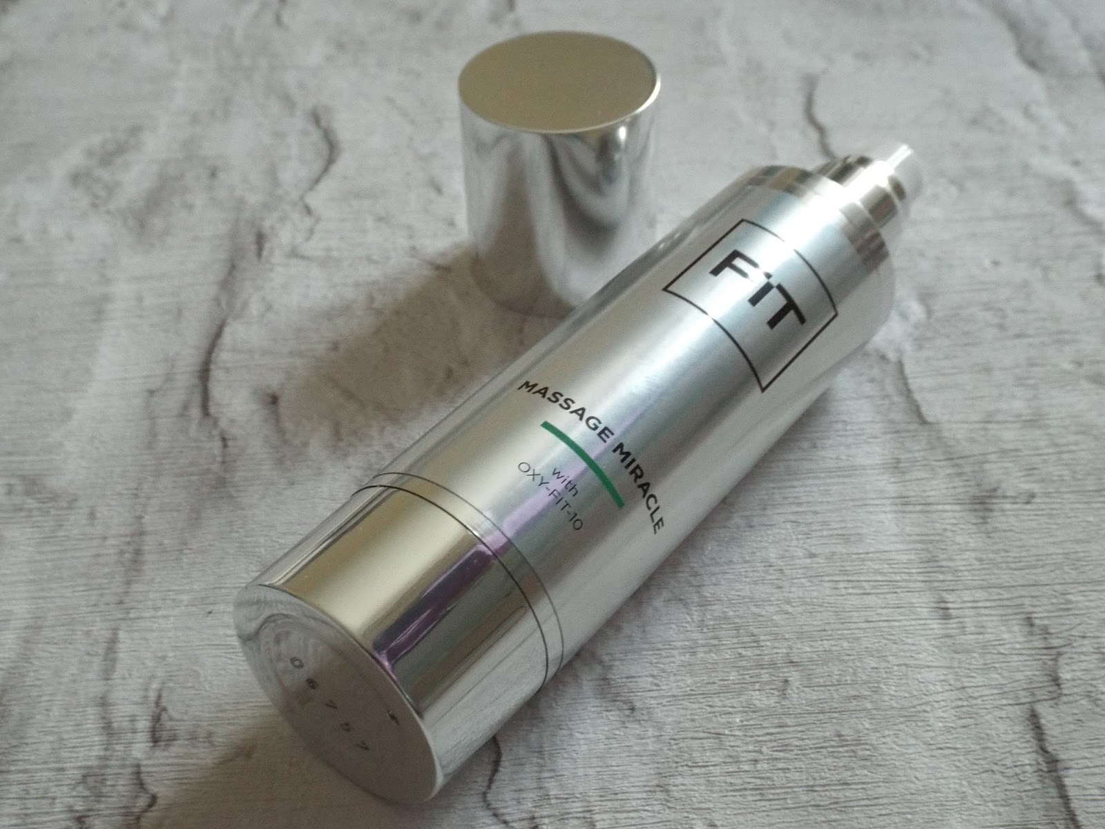 FIT Skincare Massage Miracle Review