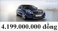 Giá xe Mercedes S400 L