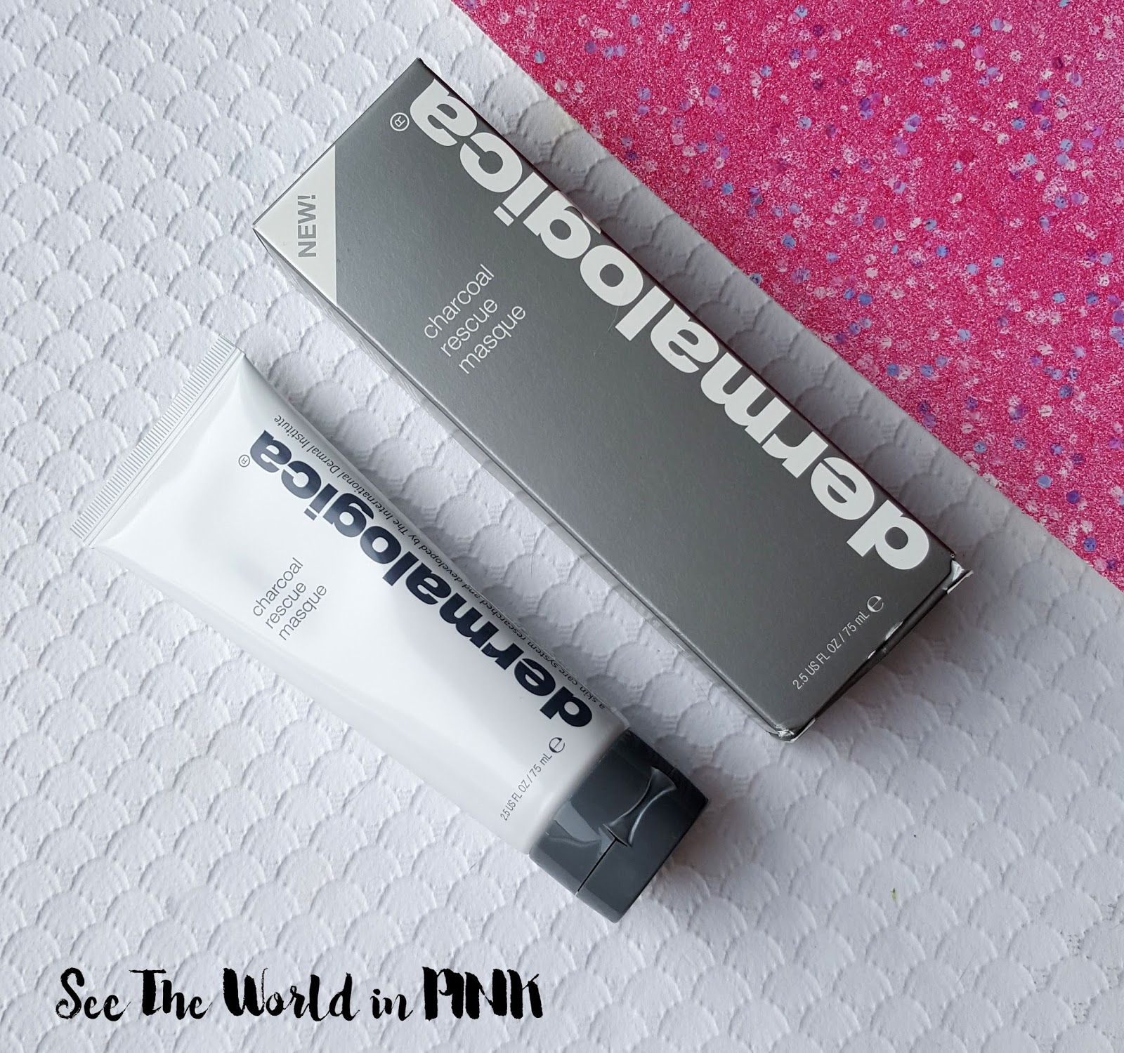 Skincare Sunday - Dermalogica Charcoal Rescue Masque Review!