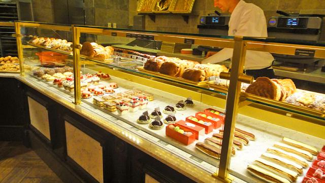 Restaurante Boulangerie Patisserie na Disney em Orlando