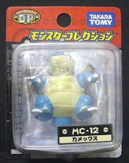 Blastoise  figure renewal version Takara Tomy Monster Collection MC series