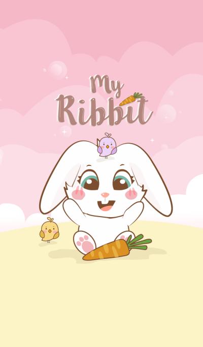 My Rabbit (Pink ver.)