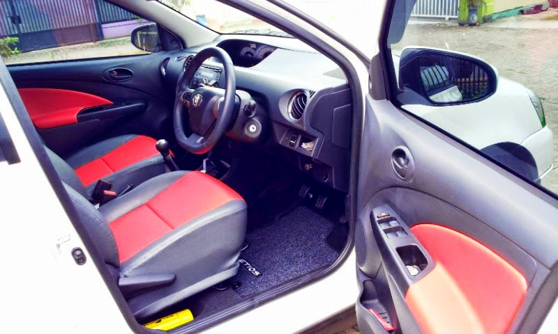 Modifikasi Mobil Etios Valco