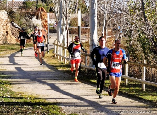 Arag n atletismo pedestrismo carlos jim nez y xandra for Ave zgz madrid