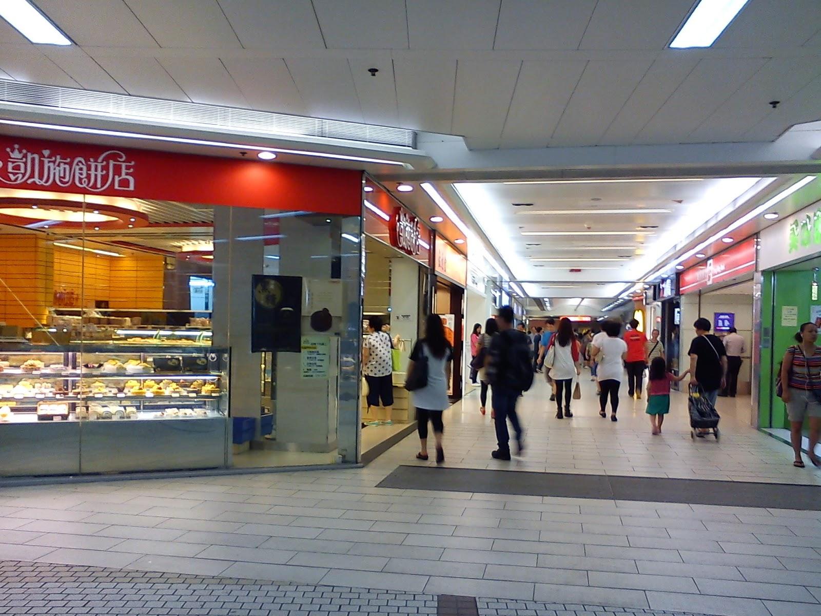 Grassroots O2: 巡視業務.領匯.彩明商場 @2013-07-27