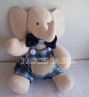 Ursos para quarto de bebê e Elefantinho fofo