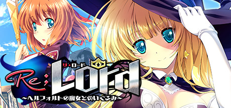 Download Game PC Re;Lord 1 ~The witch of Herfort and stuffed animals~