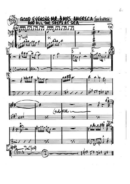 Partitura Trombón John Guerin