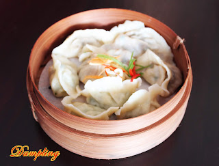 Dumpling Khas Tiny Dumpling Resto