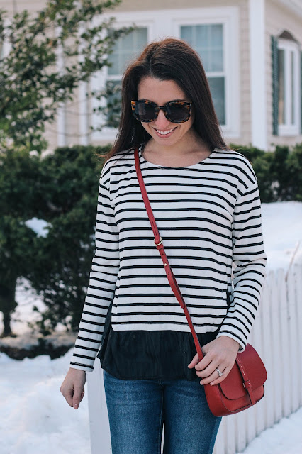 Stripes New England Style