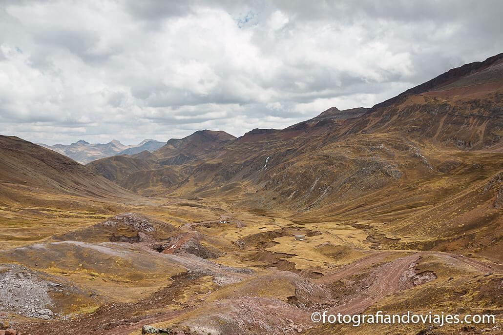 camino al cerro de colores