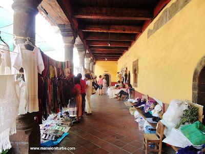 Domingo de Ramos en Uruapan: Huatápera en el centro histórico
