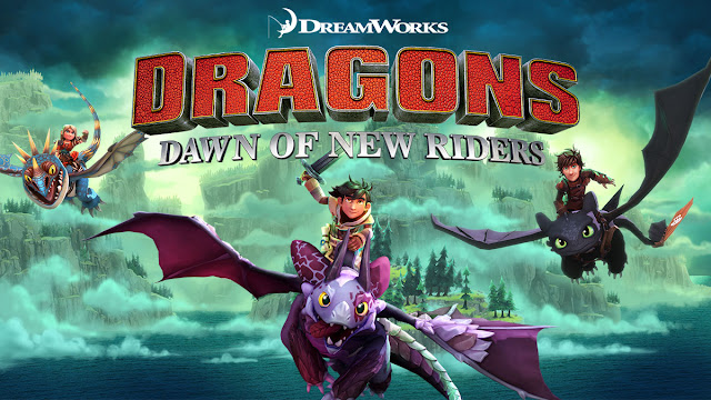 DreamWorks Dragons Dawn of New Riders Free Download Gameplay
