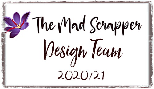 I design for The Mad Scrapper