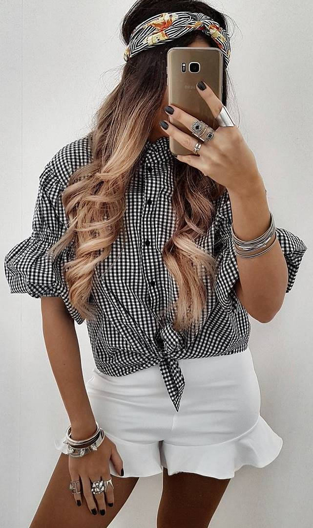 thendy summer outfit idea