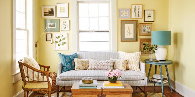 Tips Menata Ruang Keluarga yang Benar