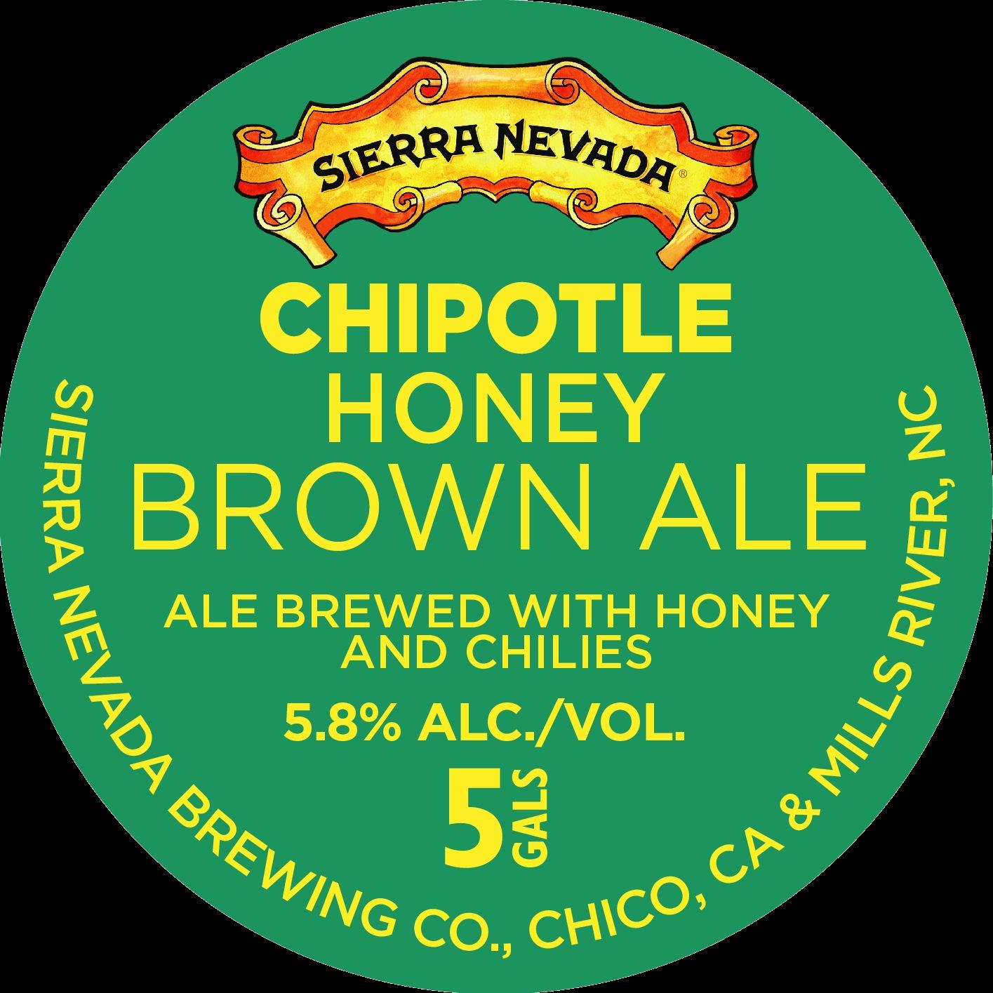 Sierra Nevada - Hef's Watusi Wheat, Chipotle Honey Brown