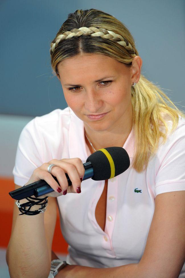 Sports Accessin: Tatiana Golovin Hot Tennis Beauty