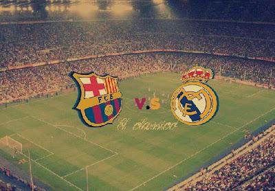 jadwal real madrid vs barcelona 2013