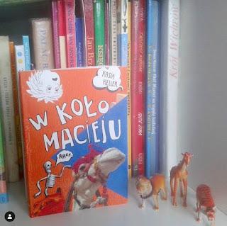 """W koło Macieju"" Kasia Keller"