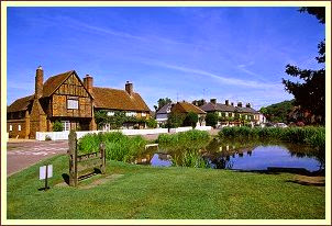 Aldbury, Hertfordshire