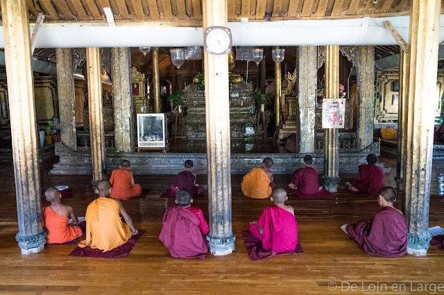Shwe Yan Pyay - Nyaung Shwe - Myanmar Birmanie