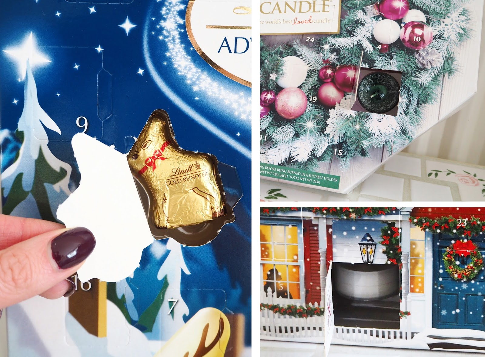 My Advent Calendars for 2015 | Katie Kirk Loves