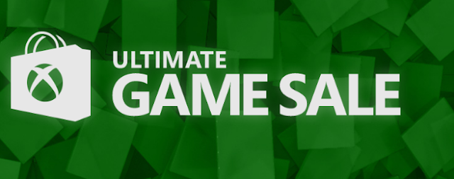 Ultimate Game Sale de Microsoft 5-11 de julio