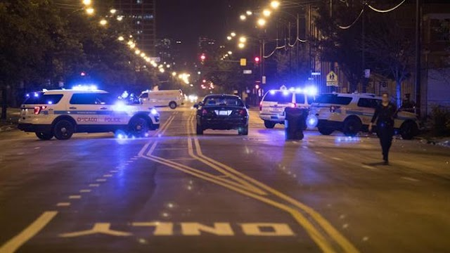 US city of Chicago violence leaves 66 shot, 8 dead during July 4th holiday
