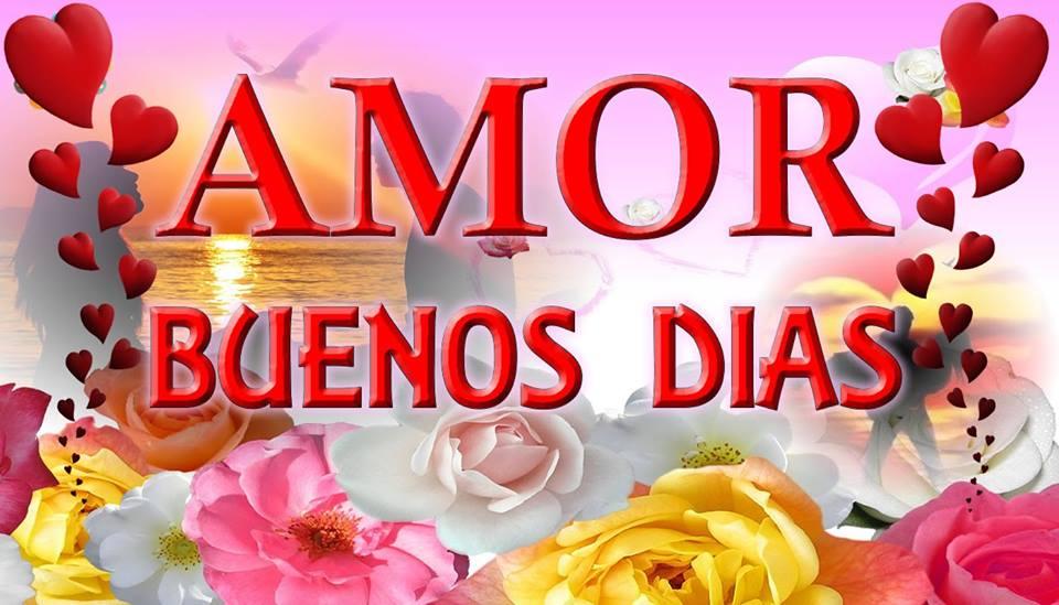 Tarjetas Con Flores Y Frases Buenos Dias