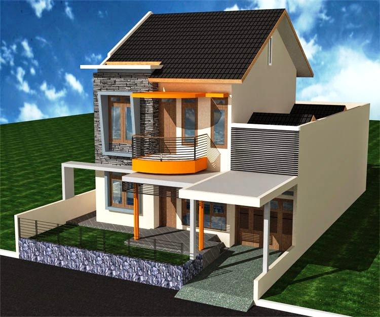 5 Kunci Desain Rumah Lantai 2 Minimalis2