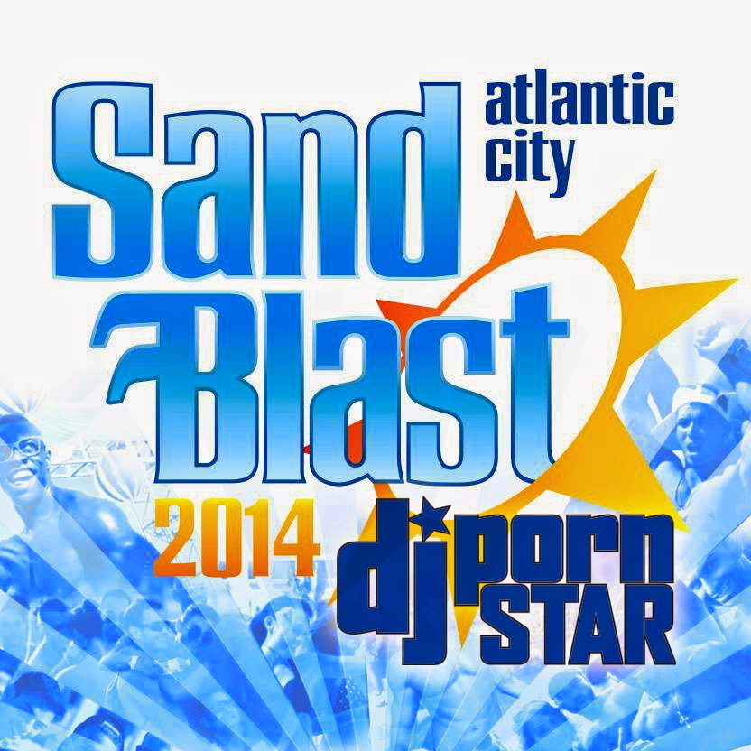 DJ Pornstar - Sand Blast Weekend 2014 (Podcast)