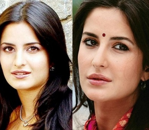 Image result for katrina kaif plastic surgery