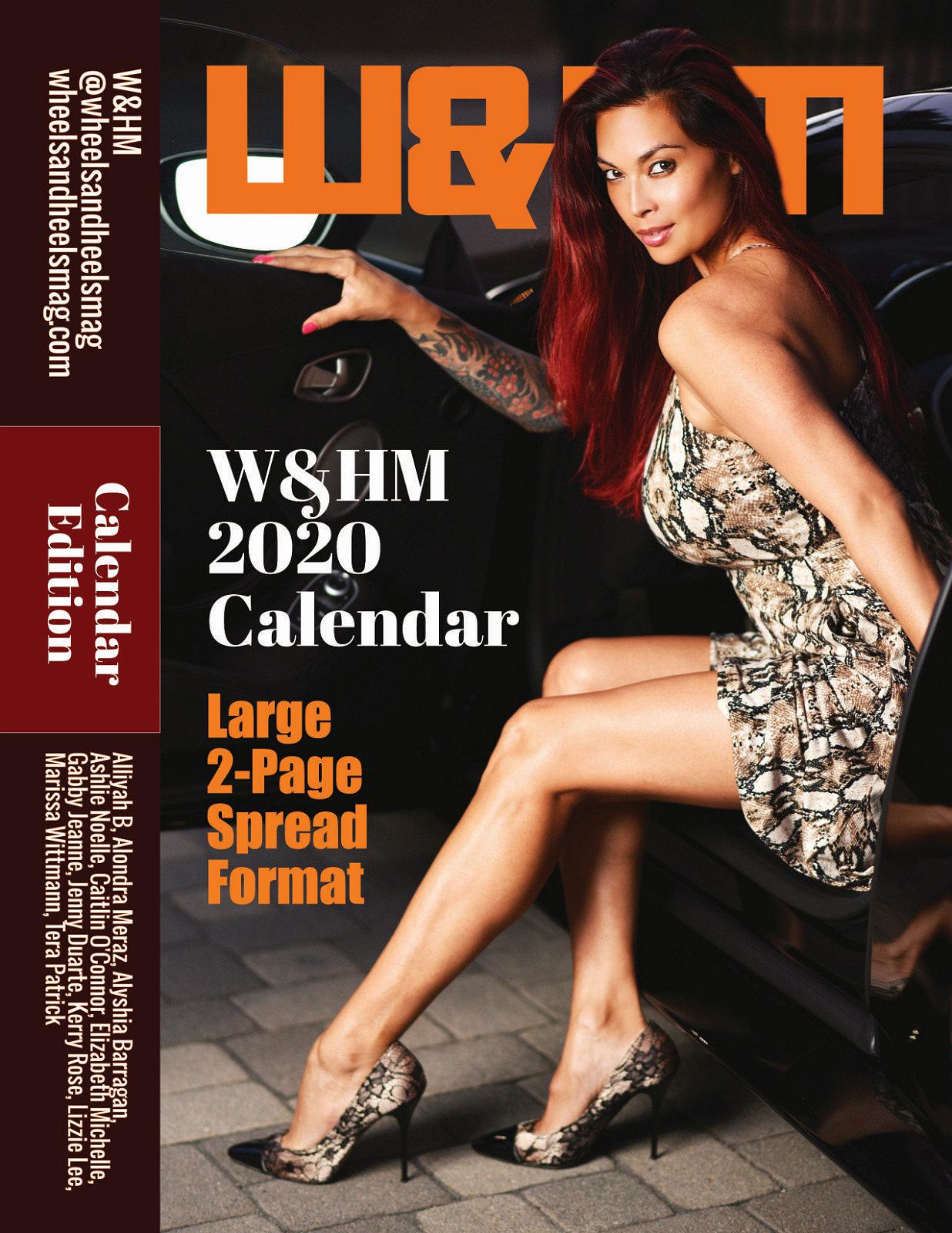 W&HM 2020 Calendar