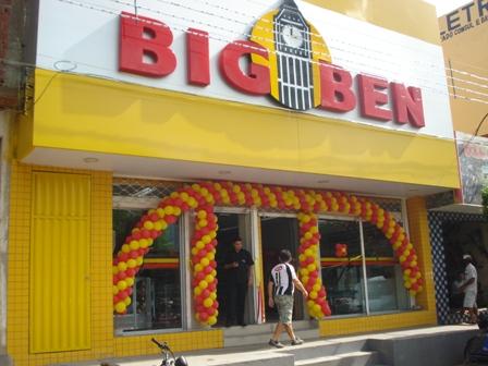 Big Ben é proibida de vender produtos veterinários