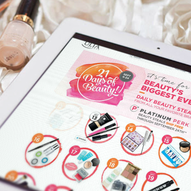 Ulta's 21 Days Of Beauty Deals, By Barbie's Beauty Bits