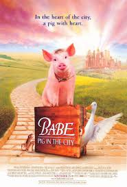 movie poster, Babe (1995)