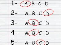 Soal Latihan UAS/PAS Bahasa Inggris  SMP/MTs Semester 1 Kelas 7