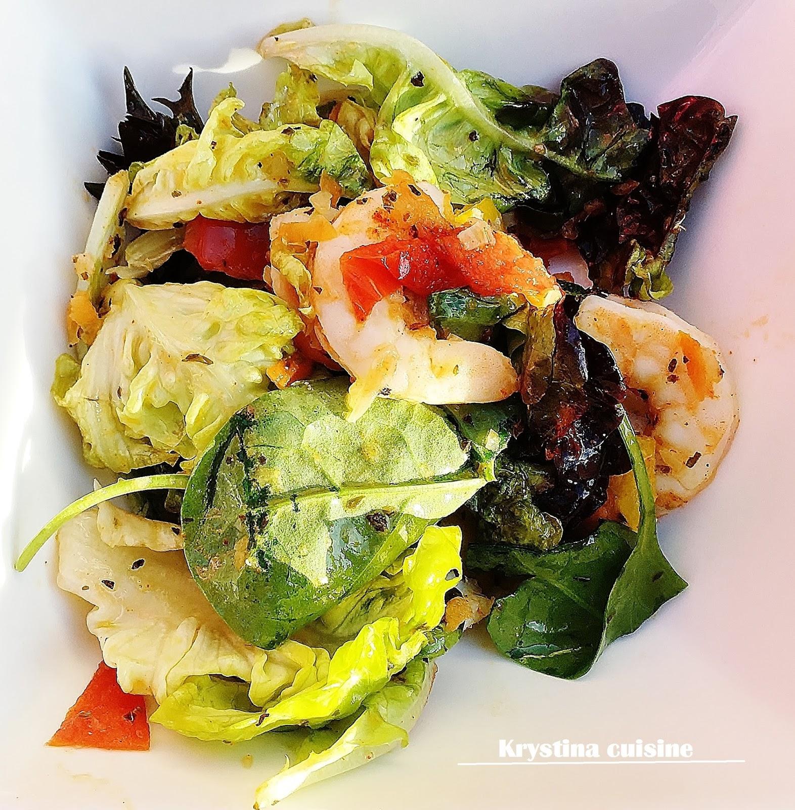 salade de pates froide