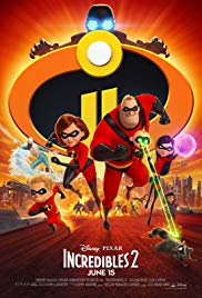 Incredibles 2 | Full ANIMATION MOVIE (2018) HD-Rip, The Incredibles hero family takes on a new mission, which involves a change in family roles: Bob Parr (Mr Incredible) must manage the house while his wife Helen (Elastigirl) goes out to save the world