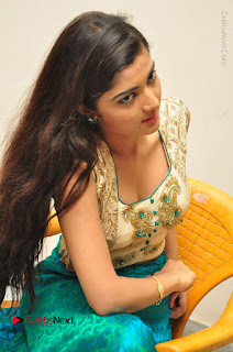 Telugu Actress Akshitha Stills at Prementha Panichese Narayana Movie Opening  0061.JPG