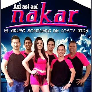 foto grupo nakar de costa rica, miembros grupo nakar