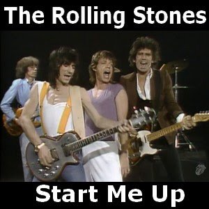 The Rolling Stones - Start Me Up chords