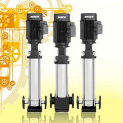 Shakti Vertical Multistage Centrifugal Pump SCR 3-29 (3HP) Online, India - Pumpkart.com