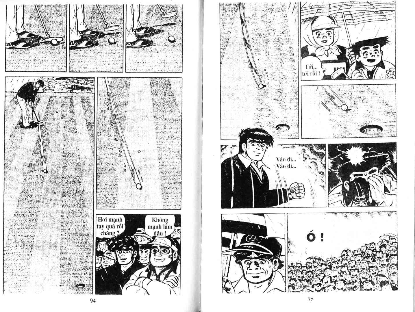 Ashita Tenki ni Naare chapter 47 trang 47